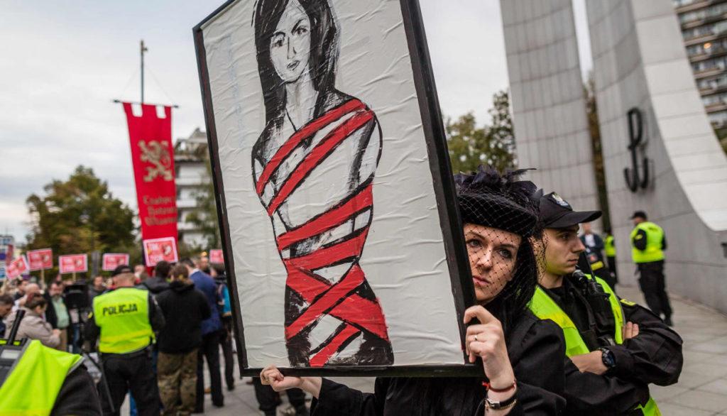запрет абортов Польша