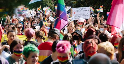 Другий ХарківПрайд зібрав близько 3 тисяч учасникiв