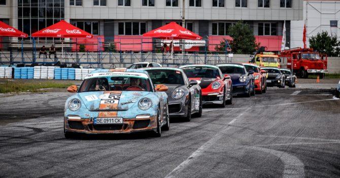 5сентября в Киеве состоится гонка на Porsche CarreraTimeAttack