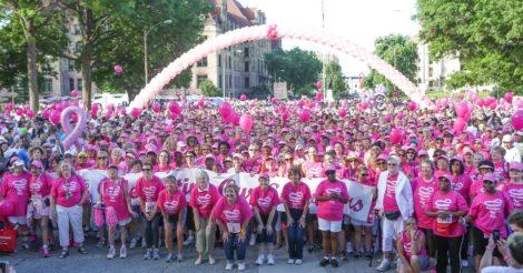 В Киеве пройдет забег в поддержку женщин с раком груди: Race for the Cure