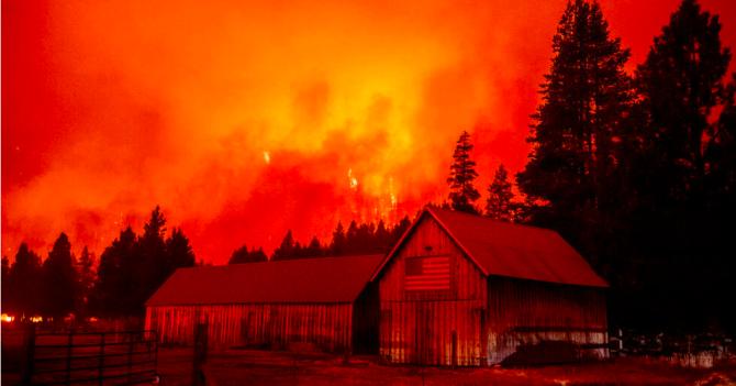 Климатический кризис усиливает неравенство в обществе: говорит ООН