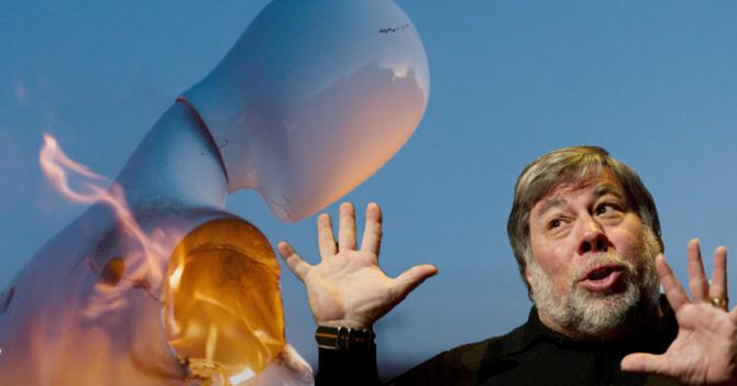 Стив Возняк создает частную космическую компанию