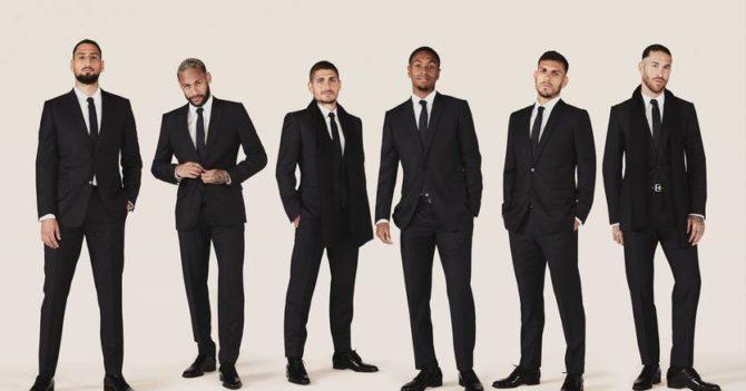 Модный дом Dior будет создавать одежду для парижского футбольного клуба ПСЖ