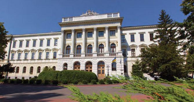10 украинских вузов вошли в рейтинг лучших университетов мира
