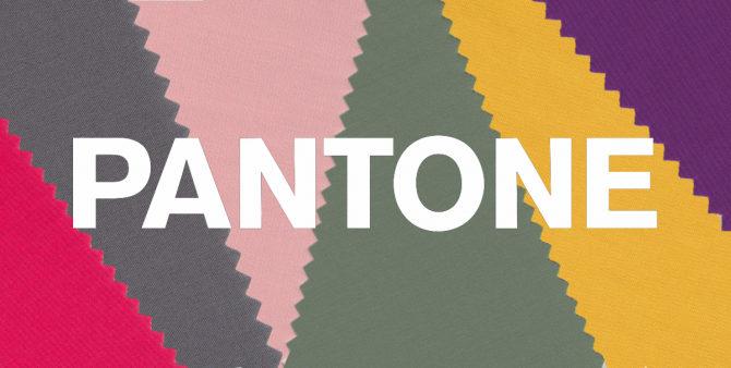 Институт цвета Pantone назвал главные цвета будущей весны