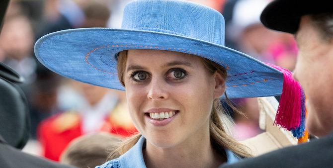 Британская принцесса Беатрис родила первенца