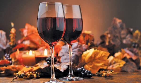 осенние вина 2021
