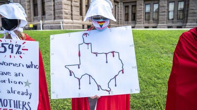 Аборты в Техасе: судья временно приостановил действие закона