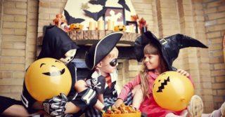 Как провести Хэллоуин с детьми