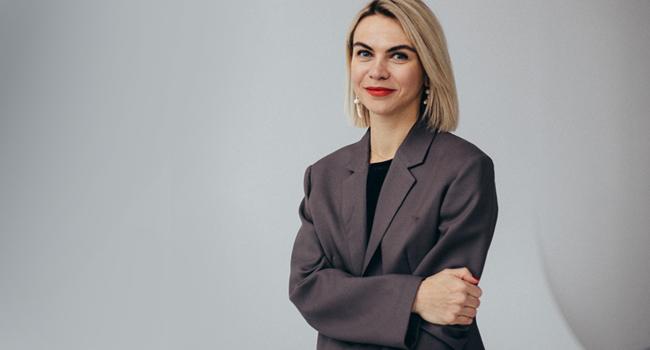 """Люди, которые готовы делать больше, сразу заметны - маркетинг-директор """"AB InBev Efes Украина""""  Анна Руденко"""