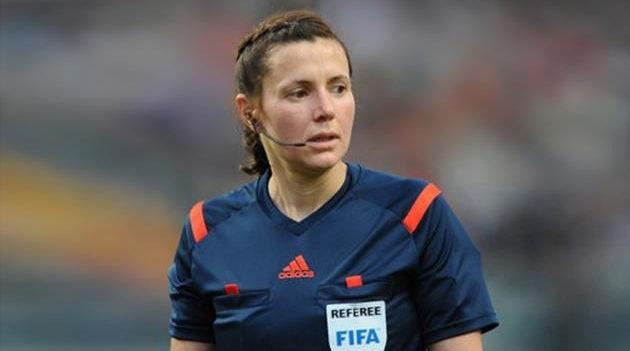 Украинка стала первой женщиной, которая будет судить матч сборной Англии по футболу