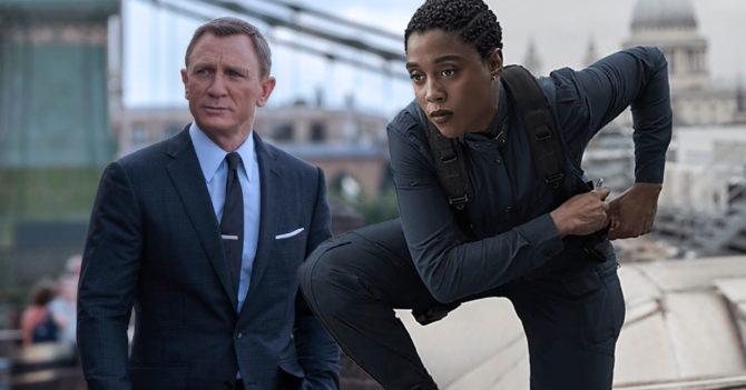 """Рецензия на фильм """"007: Не время умирать"""""""