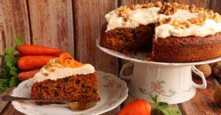 Как приготовить морковный пирог: рецепт от шеф-повара