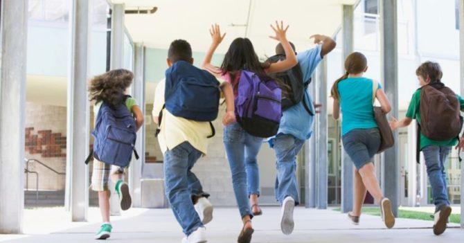 В Киеве дети не вернутся в школу еще как минимум 2 недели: КГГА