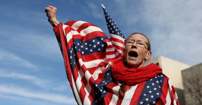 В США прошли сотни протестов против запрета абортов в Техасе